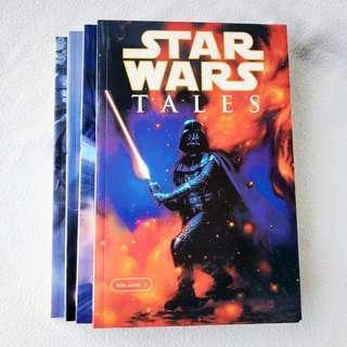 Star Wars Tales (Dark Horse Comics, 2002-2006)