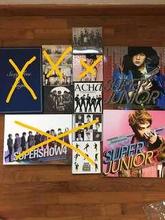 🚚 KPOP Albums Clearance