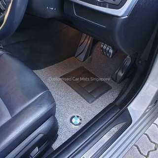 BMW 5 Series 2008 - 2019 Car Mats