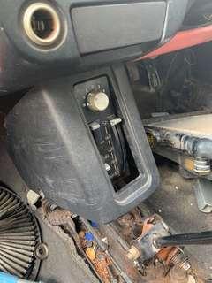 Saga lmst air condition control knob