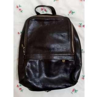 Vera Pelle Genuine Leather Backpack