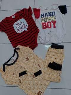 3 set Baby Cloths
