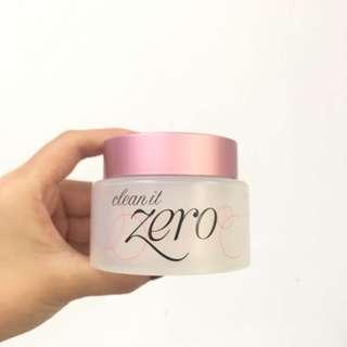 Zero 卸妝乳
