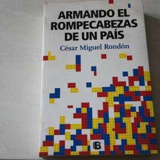 Armando el rompecabezas de un pais Cesar Miguel Rondon