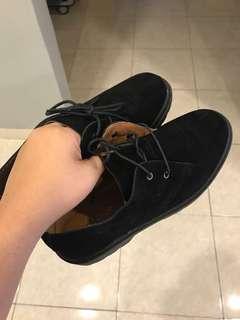 TOPSHOP Suede Shoes