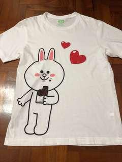 Uniqlo Line Friends T-Shirt