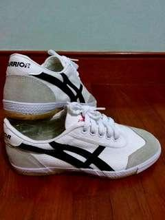 Sneakers Warrior (Black) Stripe