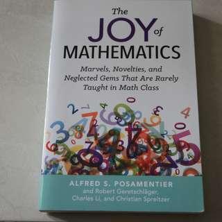 The joy of mathematics Alfred S Posamentier