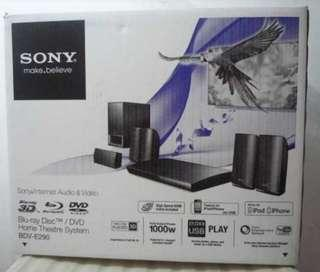 Sony BDV-E290 Home Theatre System (5.1 Speaker System) with Remote Control