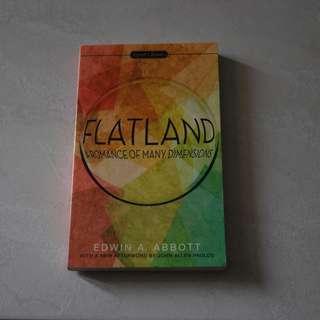 Flatland A romance of many dimension Edwin A Abbott