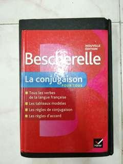 Bescherelle French Conjugation Reference Book