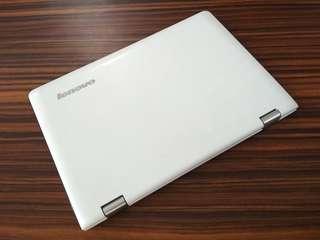 praktis kencang Lenovo WorkBook Yoga 300 getting closer to core i7