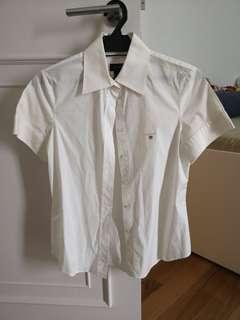 Gant White Shirt