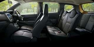 DP 9 juta Datsun Cross Matic