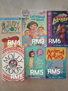 misc. children books