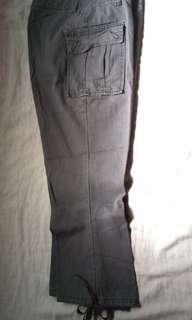 Crissa Grey Capri Pants