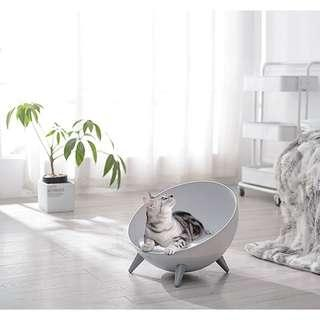 pet cat kitten puppy cushion bowl bed, not cage scratch condo tree food