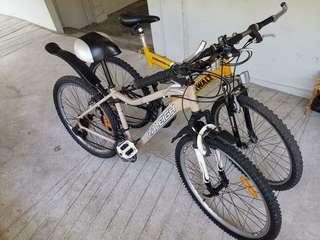 Bicycle for sales 2 units together