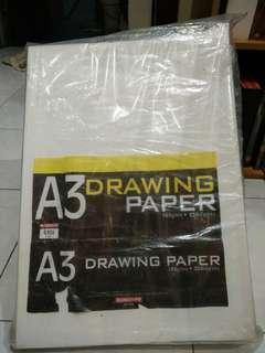 Advanco drawing papers 165gsm 250sheets