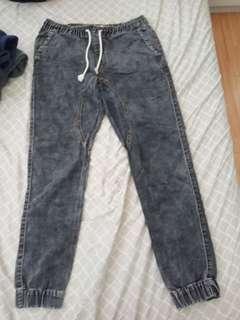 Bench jogger pants
