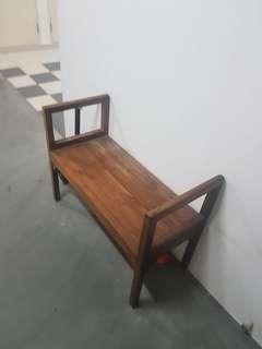 Wooden Bench for sale..
