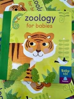 Zoology - buku anak