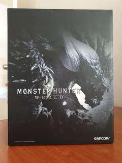 Monster Hunter World Collector's (R3)