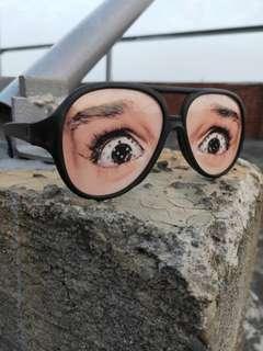 🚚 搞怪眼鏡