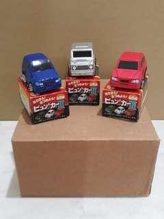 Miniature Toy Cars