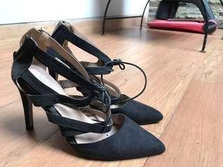 Zalora Heels Black