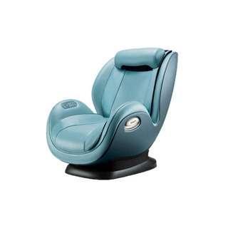 OSIM uDivine Mini massage sofa model # OS-862, Color: Cyber Blue.