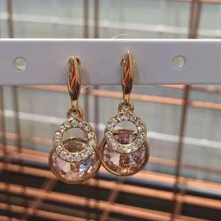 361 - Pretty Jewel Earrings