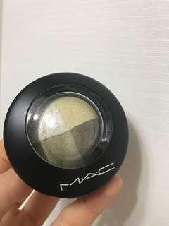 MAC柔礦迷光四色眼影