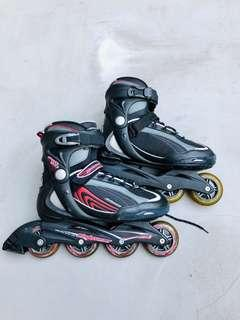 🚚 Rollerblade Bladerunner ABEC5 US9