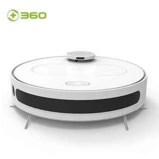 360 Smart 2 in 1 S6 Robot Vacuum Cleaner + Mopping Washable Filter one Year Official Local Warranty