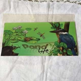 🚚 Presentation Pack • Pond Life 13 April 2011