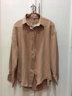 (REDUCED!) Nude Blouse