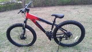 全新悍馬自行車