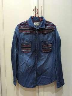 (REDUCED!) Rope Denim Shirt