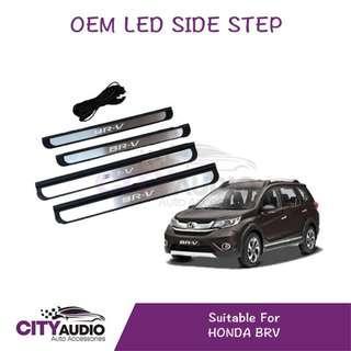 HONDA BR-V LED SIDE STEP