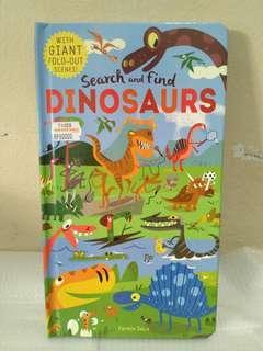 Buku dinosaurus