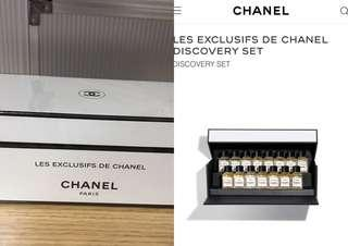 Chanel les exclusifs discovery set