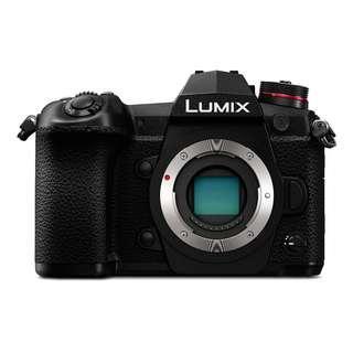 Panasonic Lumix G9 Body Only. 1+1 years Panasonic Malaysia Warranty. Foc 64gb card and Bag