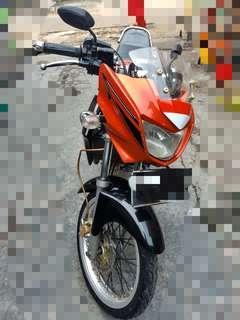 Ninja 150R 2014