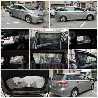 🎊📣🎉豐田 / 本田 / 日產 / 萬事得 Toyota Nissan Mazda Honda  指定優惠車款濾光窗網直銷價 🎊📣🎉