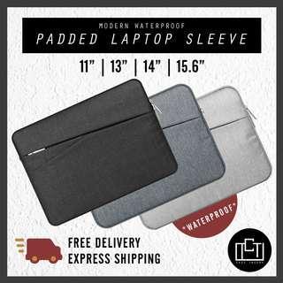 🚚 🔅cT🔅 PremiumV3 LAPTOP BAG with inner padding laptop sleeve laptop case laptop