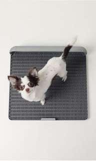 韓國購入 狗廁所 寵物 廁板 無須 尿墊 Dog Pet Toilet Pad Toilet Tray from Korea without wee wee pad