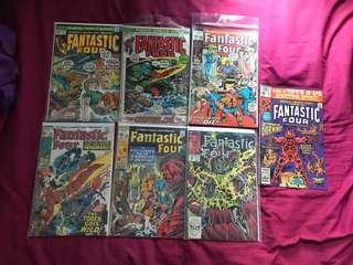 Fantastic four set