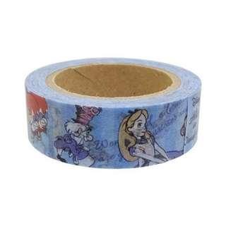 膠紙 日本進口 Disney 迪士尼 愛麗絲
