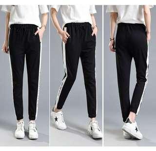 🚚 條紋褲 線條褲